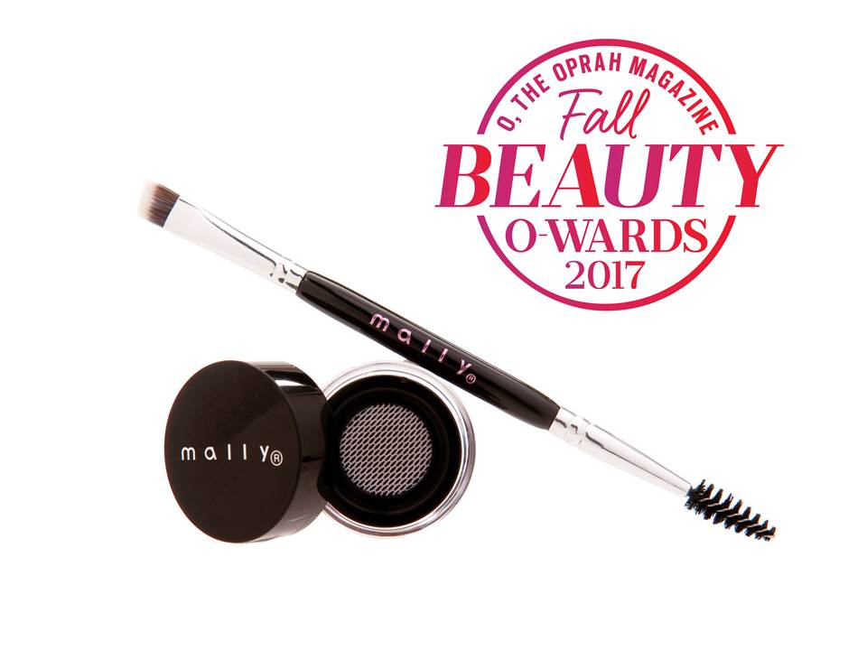 MALLY BEAUTY EVERCOLOR BROW DEFINING GEL WINS O, THE OPRAH MAGAZINE BEAUTY O-WARD