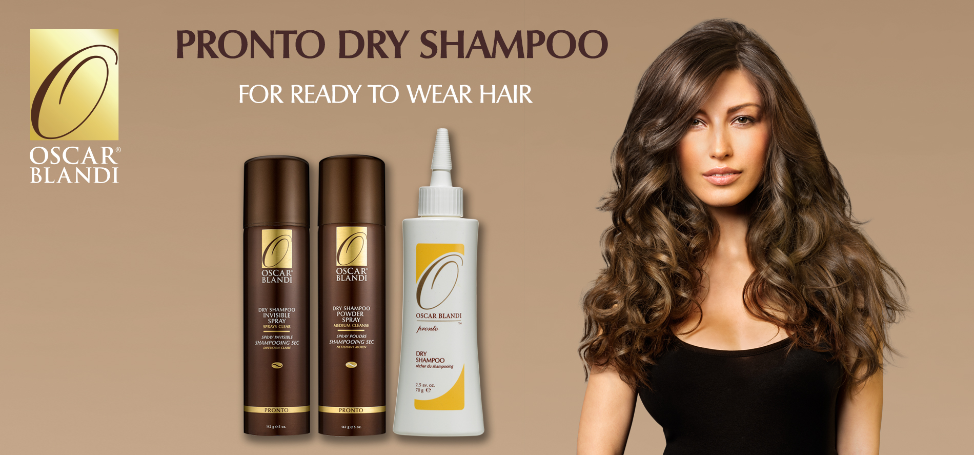 Oscar Blandi Hair Care
