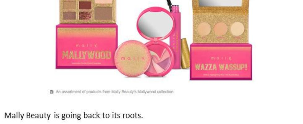 Mally Beauty Goes to Mallywood